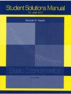 Econometria - 4ta Edición - Demodar Gujarati